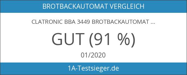 Clatronic BBA 3449 Brotbackautomat