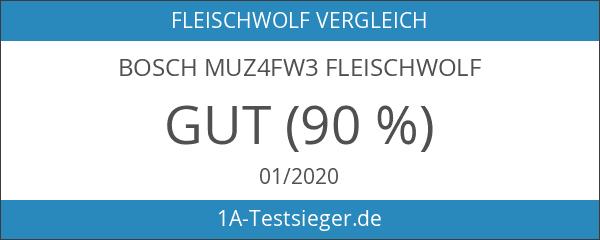 Bosch MUZ4FW3 Fleischwolf
