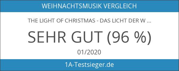 The Light of Christmas - das Licht der Weihnacht. Wunderschöne