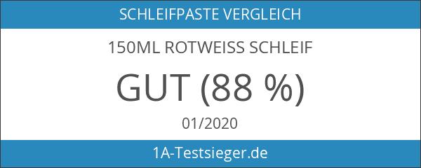 150ml Rotweiss Schleif