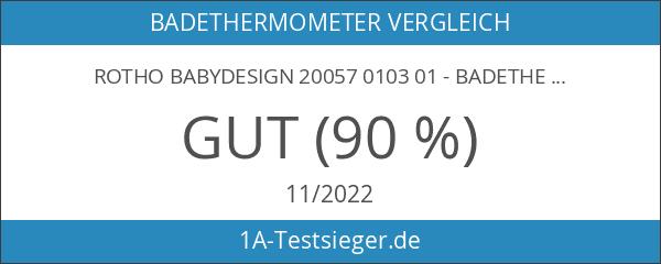 Rotho Babydesign 20057 0103 01 - Badethermometer