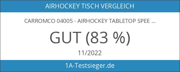 Carromco 04005 - Airhockey Tabletop Speedy XT