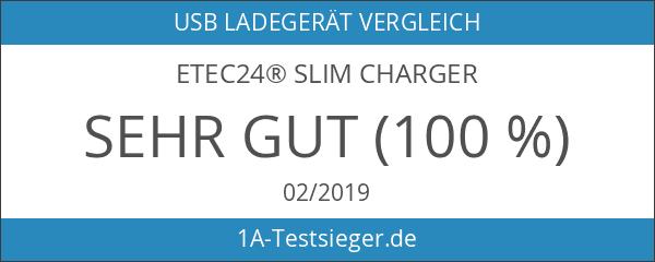 etec24® Slim Charger