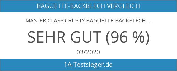 Master Class Crusty Baguette-Backblech