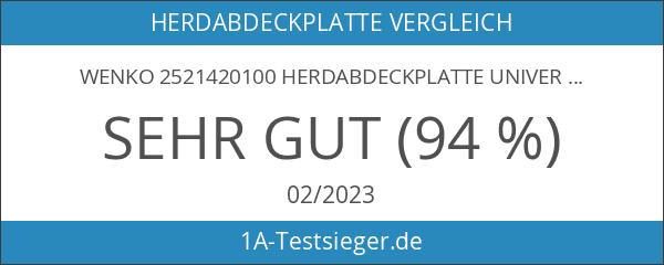 WENKO 2521420100 Herdabdeckplatte Universal Kräutergarten - 2er Set