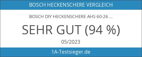 Bosch DIY Heckenschere AHS 60-26