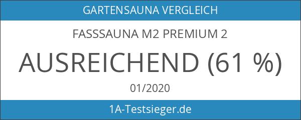 Fasssauna M2 Premium 2