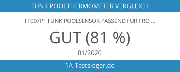 FT007PF Funk Poolsensor passend für Froggit FT0073
