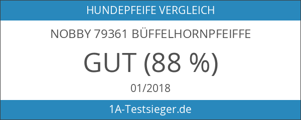 Nobby 79361 Büffelhornpfeiffe