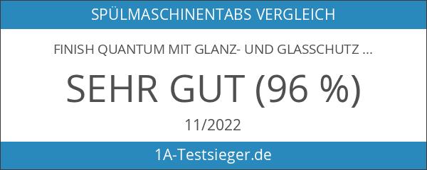 Finish Quantum mit Glanz- und Glasschutz