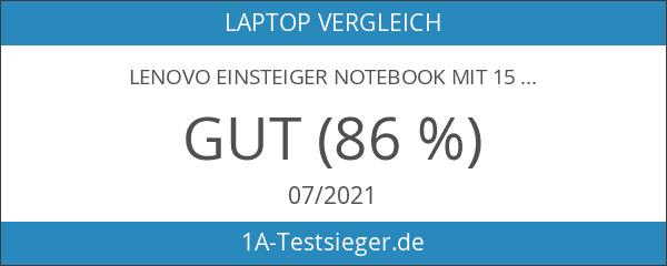 Lenovo Einsteiger Notebook mit 15
