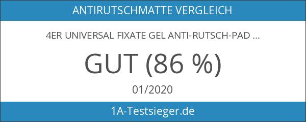 4er Universal Fixate Gel Anti-Rutsch-Pad • optimal für Auto-Armaturenbrett Ablage