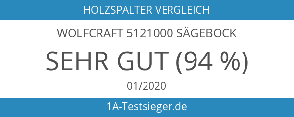 Wolfcraft 5121000 Sägebock
