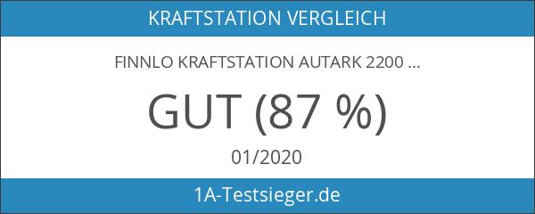 Finnlo Kraftstation Autark 2200