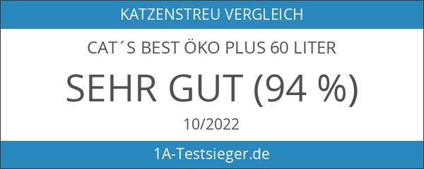 Cat´s Best Öko Plus 60 Liter