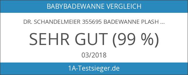 Dr. Schandelmeier 355695 Badewanne Plash Plus