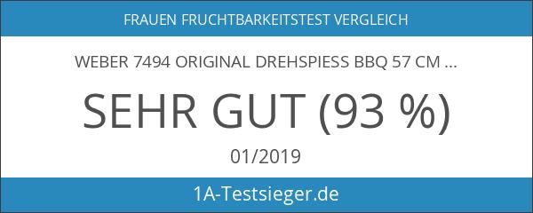 Weber 7494 Original Drehspiess BBQ 57 cm