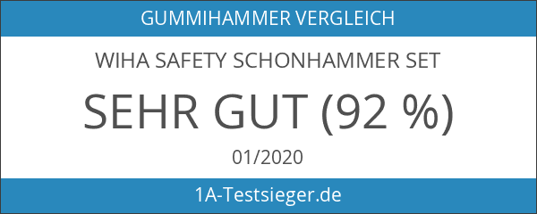 Wiha Safety Schonhammer Set