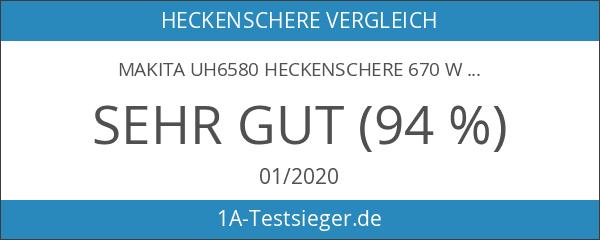 Makita UH6580 Heckenschere 670 W