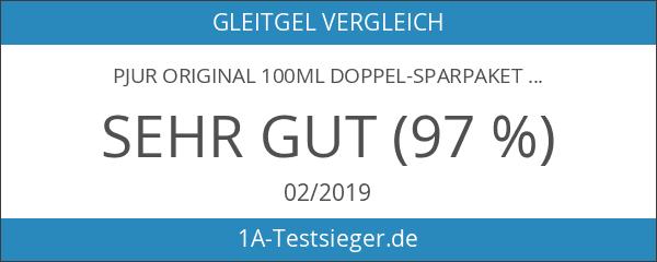 pjur Original 100ml Doppel-Sparpaket