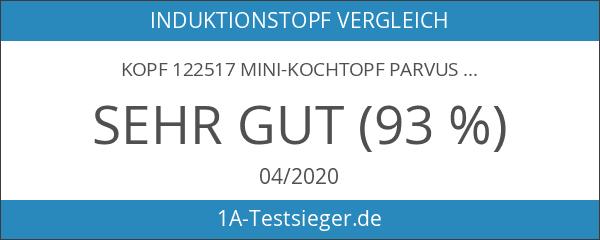 Kopf 122517 Mini-Kochtopf Parvus