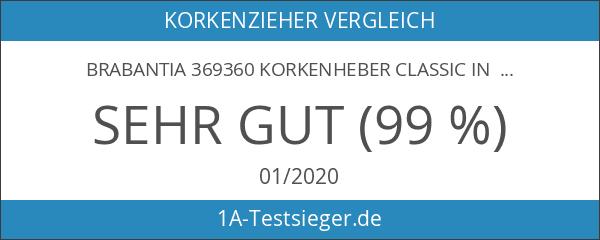 Brabantia 369360 Korkenheber Classic in Geschenkverpackung