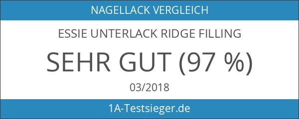 essie Unterlack ridge filling