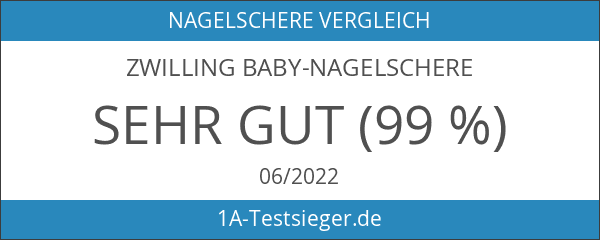 ZWILLING Baby-Nagelschere