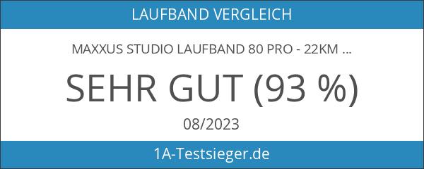 Maxxus Studio Laufband 80 PRO - 22km