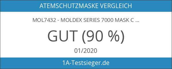 MOL7432 - Moldex Series 7000 Mask c