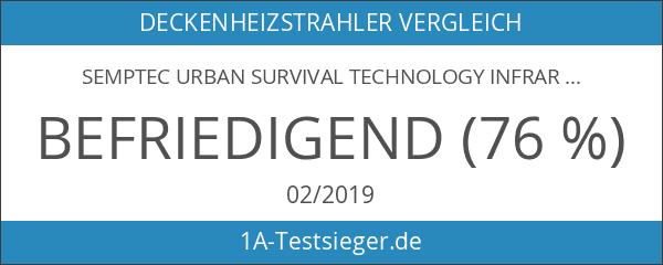 Semptec Urban Survival Technology Infrarot-Deckenheizstrahler IRW-1510