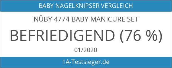 Nûby 4774 Baby Manicure Set