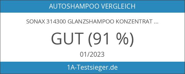 SONAX 314300 GlanzShampoo Konzentrat
