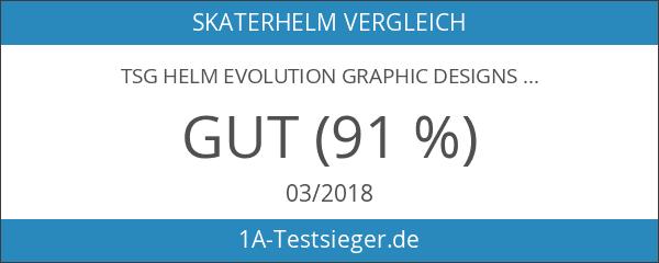 TSG Helm Evolution Graphic Designs