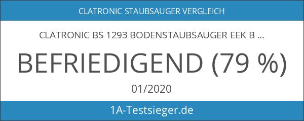 Clatronic BS 1293 Bodenstaubsauger EEK B