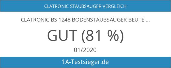 Clatronic BS 1248 Bodenstaubsauger beutellos