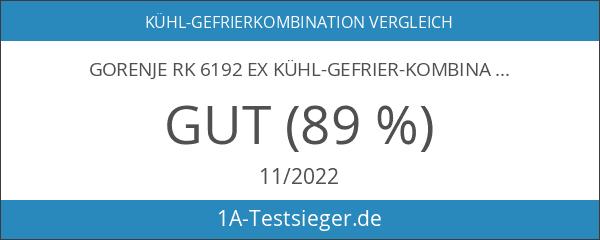 Gorenje RK 6192 EX Kühl-Gefrier-Kombination