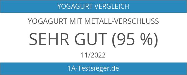Yogagurt mit Metall-Verschluss
