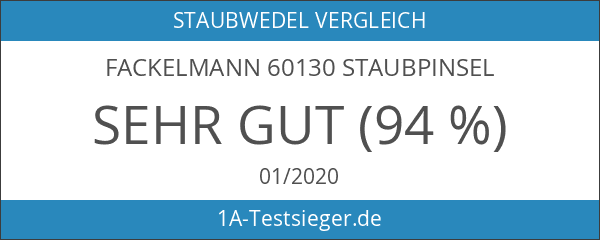 Fackelmann 60130 Staubpinsel