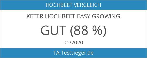 Keter 17194592 Hochbeet Easy Growing