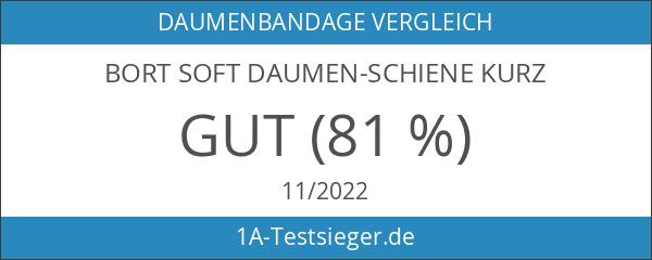 Bort SOFT Daumen-Schiene kurz