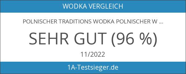Polnischer Traditions Wodka Polnischer Wodka Zoladkowa Gorzka Polska Wodka 0
