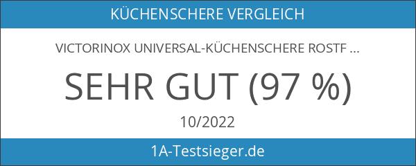 Victorinox Universal-Küchenschere Rostfrei rot 19 cm