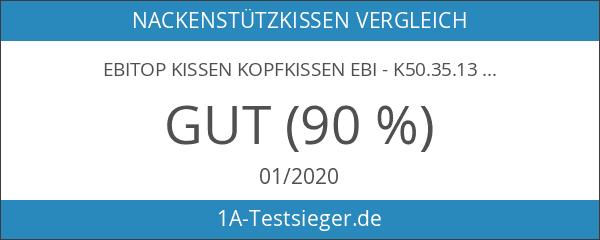 Ebitop Kissen Kopfkissen Ebi - K50.35.13 Visko-Schlafkissen 50x35x13cm