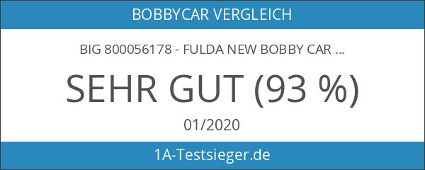 BIG 800056178 - Fulda New Bobby Car