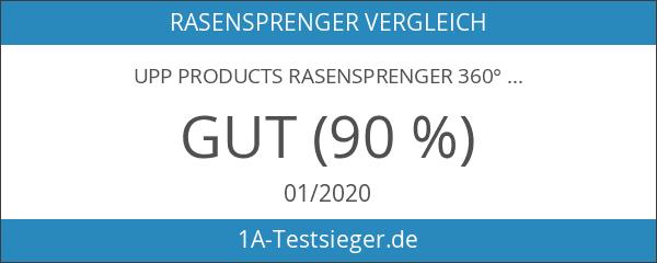 UPP Products Rasensprenger 360°