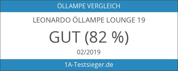 Leonardo Öllampe Lounge 19