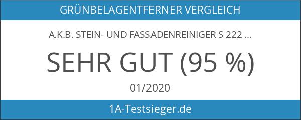 A.K.B. Stein- und Fassadenreiniger S 2221