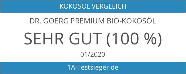 Dr. Goerg Premium Bio-Kokosöl