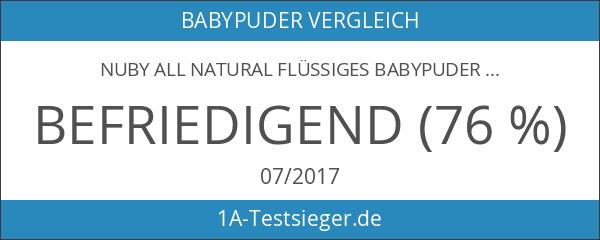 Nuby All Natural Flüssiges Babypuder